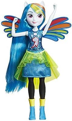 My Little Pony Equestria Girls Rainbow Dash Fashion Dolls