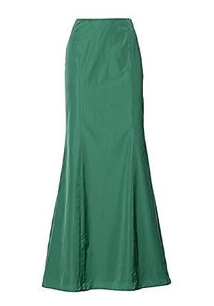 Heine - Falda - para Mujer Verde Oscuro 34: Amazon.es: Ropa y ...