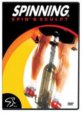 SPINNING® Fitness DVD Spin und Sculpt - Bicicletas estáticas ...