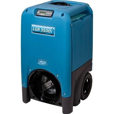 Dri-Eaz LGR 3500i 33-gallon Portable Refrigerant Dehumidifier