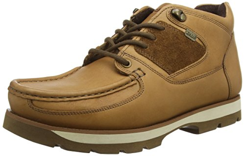 Kickers Bosley Lthr Am, Men's Ankle Boots Brown (Tan)