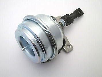 Para Skoda Octavia I 1.9 TDI (1997 - 2007) Turbo turbocompresor wastegate actuador: Amazon.es: Coche y moto
