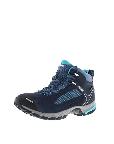 da Journey Meindl Mid Turchese Scarpe GTX Turchese Escursionismo Blu Donna Blu Blu Lady BwXTqXda