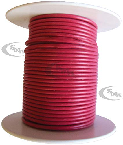 12 gauge primary wire (red) 100 foot per spool pw112r 112rimage unavailable image not available for