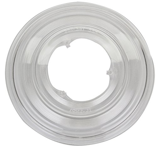 "Sunlite Cassette Spoke Protector, 2.25"" ID 6"" OD, 36H, Clear"