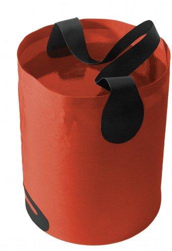 Folding 20L Bucket - Orange