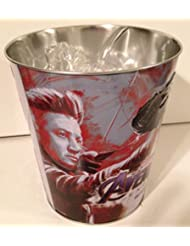 Avengers Endgame Movie Theater Exclusive 130 oz Embossed Popcorn Tin #3 Hawkeye