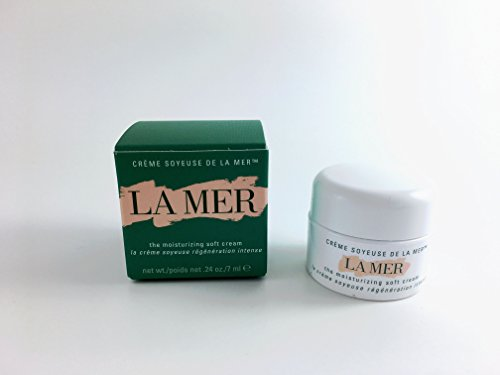 ing Soft Cream .24 oz. Mini (Creme De La Mer Moisturizing Cream)