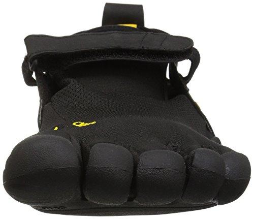 Donna black Nero Sport Scape Fivefingers Vibram Per Outdoor Kso q1w8Y