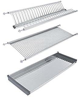 Escurreplatos para Armario de cocina Fácil Instalación (500 mm)
