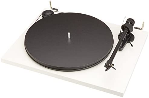 Pro-Ject – Essential USB II – Turntable – Matte White