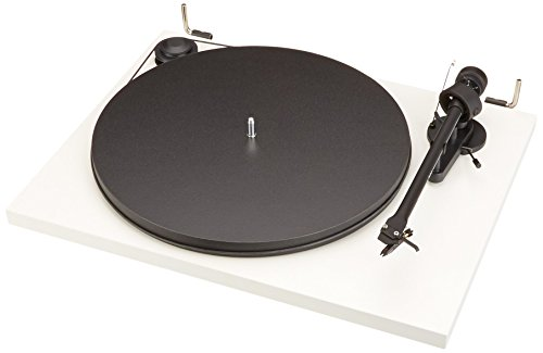 Pro-Ject - Essential USB II - Turntable - Matte White