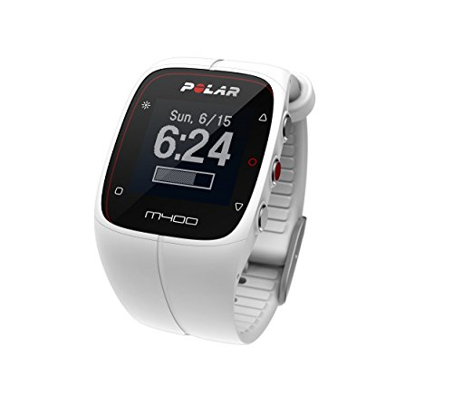 Polar M400 GPS Sports Watch and Activity Tracker with Heart