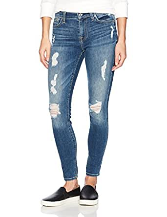 7 for All Mankind Women's Gwenevere Ankle Skinny Jean, EVRLYLTSK4, 23