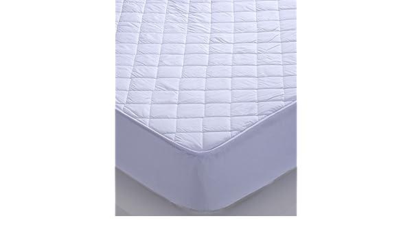 Mash Protector de colchón Reversible Cama 135 X 190/200. Microfibra: Amazon.es: Hogar