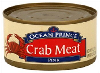 UPC 073230006562, Ocean Prince Pink Crabmeat 6 Oz (Pack of 6)