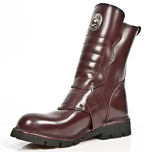 ... New Rock Comfort Light Rot Stiefel M.1471-S3 Red ...