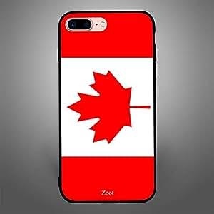 iPhone 8 Plus Canada Flag