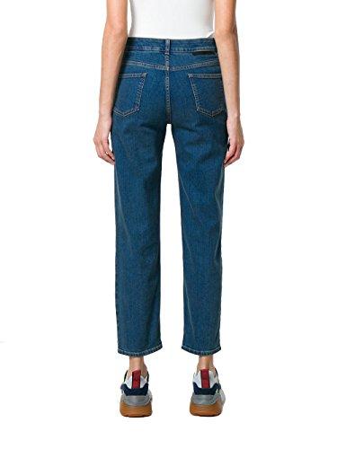 Stella McCartney Damen 496050SKH124003 Blau Baumwolle Jeans Xr5aFe8