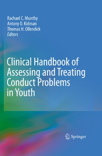 Download Clinical Handbook of Assessing and Treating Conduct Problems in Youth Pdf