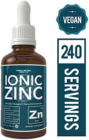 Zinc Supplement Absorption Nano Concentrate Co Factors product image