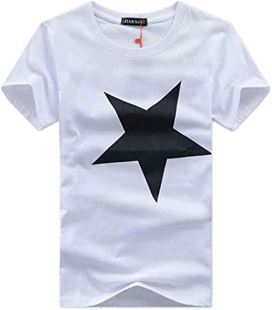 Oliviavan Camiseta De Manga Corta, Camisetas Casual Hombre de ...