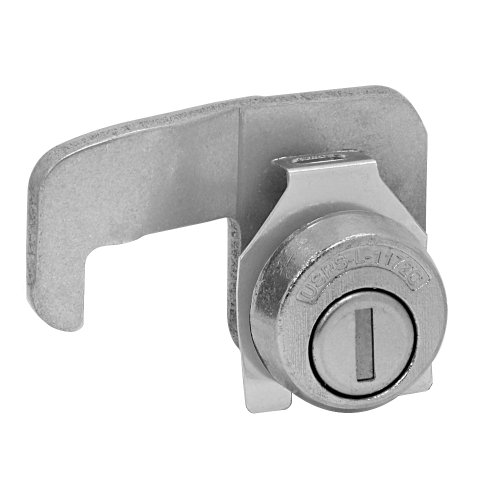 - Salsbury Industries 3390 Standard Replacement Lock for F Series Cluster Box Unit Door with Three Keys