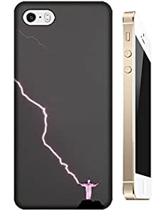 Sangu Christ The Redeemer Statue LightningTPU Case / Cover for iphone 5 / 5s - Style14