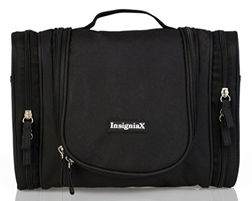 Toiletry Bag InsigniaX Organizer Compartments product image
