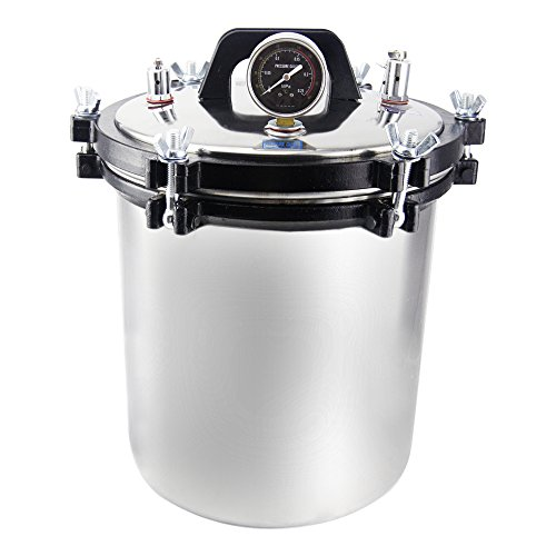 Stainless Autoclave Sterilizer Medical Equipment