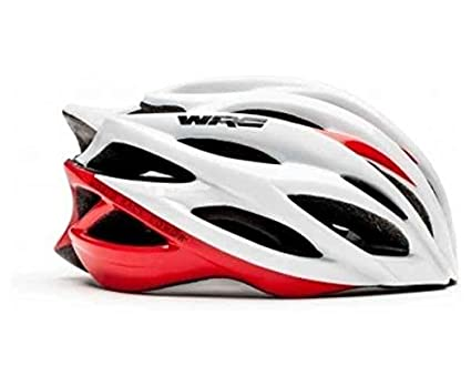 Conor Casco MTB Mod.13 Blanco Rojo M/L: Amazon.es: Deportes ...