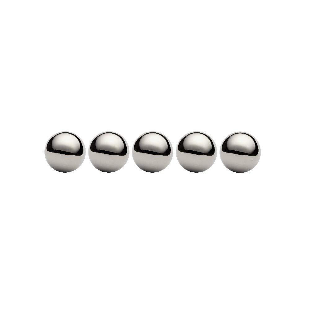 Lot de 5 billes diam/ètre 40 mm en acier au chrome 100 C6 Grade 100