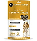 Barker and Barker 1250 Little Liver Dog Training Treats - pouch