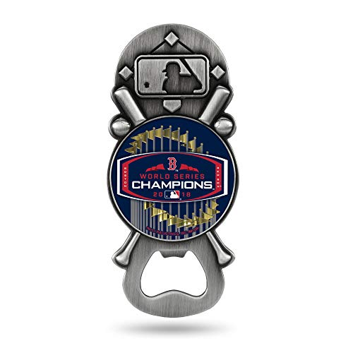 - Boston Red Sox 2018 World Series Champions Magnetic Bottle Opener Party Starter