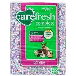 carefresh Complete Confetti Pet Bedding for Small Animals, 50 L
