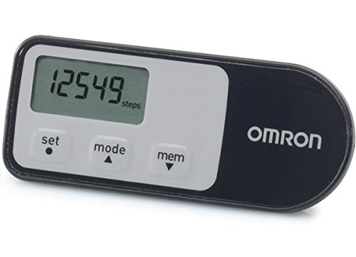 Omron Pedometer - Walking Style One 2.1 (Pedometer Omron Walking For)
