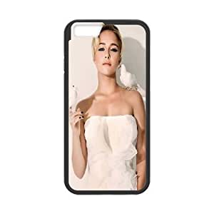 iPhone 6 4.7 Inch Cell Phone Case Black Hayden Panettiere In White Dress JSK716149