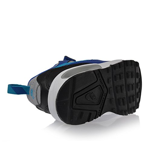 Nike 644464 Zapatos Azul Gris Gris tdv 21 Niño Max Trax Deportivos Air 4qw4rT