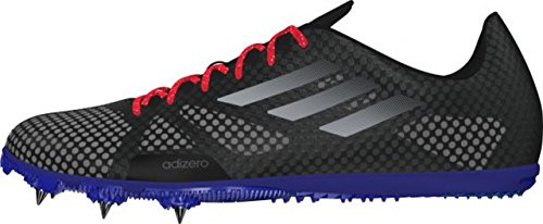 Adidas Adizero Ambition 2 W - Zapatillas para Mujer Negro / Gris / Amarillo