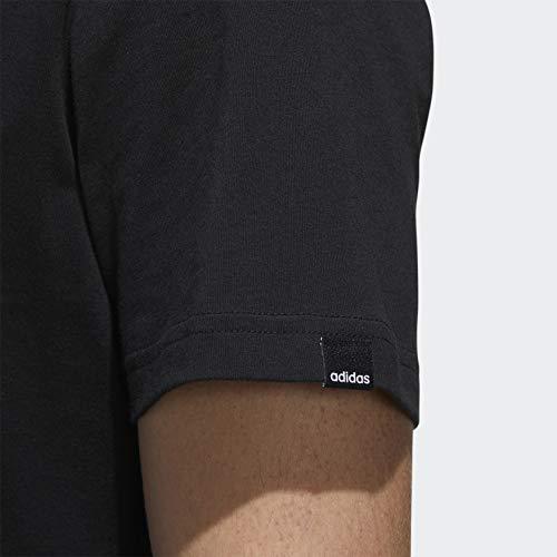 adidas Men's Linear Logo Graphic T-Shirt 7
