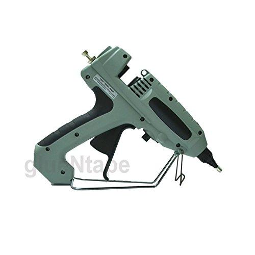 5/8'' Professional Heavy Duty Industrial Glue Gun 400watt Adjustable Temp. (INCLUDES 10 FREE GLUE STICKS) by GlueNTape