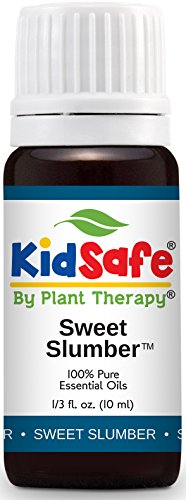 Plant Therapy KidSafe Sweet Slumber Synergy Essential Oil 10 mL (1/3 oz) 100% Pure, Undiluted, Therapeutic Grade by Plant Therapy