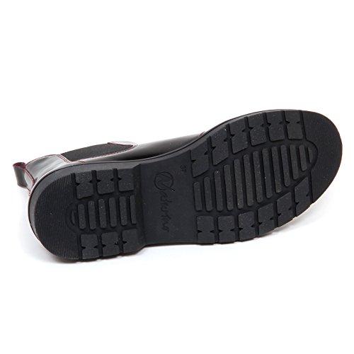 Bordeaux Kid Gold Bimba Tech Bordeaux E2622 Girl Beatles Scarpe Shoe Naturino Brush Ugx1PqB