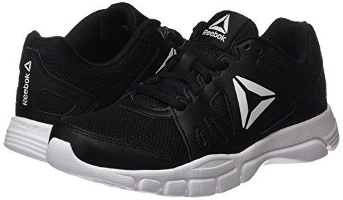 De 2 Femme Nine 0 black Fitness Chaussures Reebok Noir white Trainfusion C4SwnqF