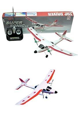 2-Channel RC Super Sonic Radio Control Airplane