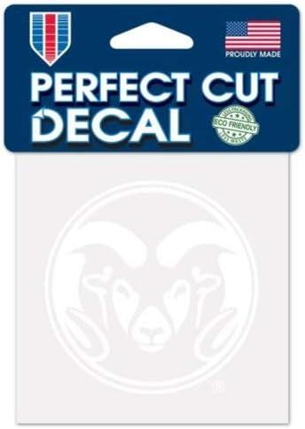 "Colorado State Rams NCAA Vinyl Car Bumper Window Sticker Decal 5/""X4.1/"""