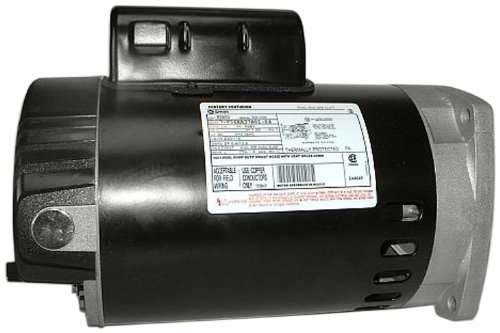 - Century Electric B853 1-Horsepower 56Y-Frame Up-Rated Square Flange Replacement Motor (Formerly A.O. Smith)