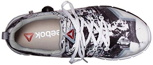 Zapatillas Para Mujer Reebok Zpump Fusion 2.0 Dunes Running / Running Blanco / Negro / Carbón