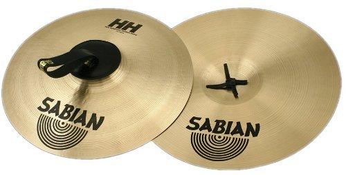 Sabian 18'' HH New Symphonic Medium Heavy, Brass, inch (11855) by Sabian