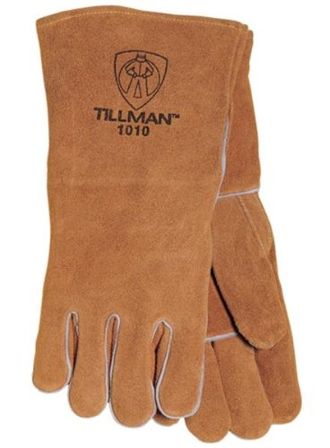 Tillman 1010 Select Split Cowhide Welding Gloves, X-Large | Pkg. 12